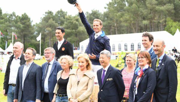 Saumur : 2ème podium pour Jean-Lou Bigot