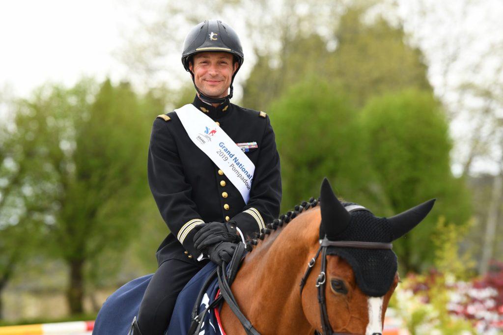 Le Lieutenant-Colonel Thibaut Vallette nommé Ecuyer en Chef du Cadre Noir de Saumur