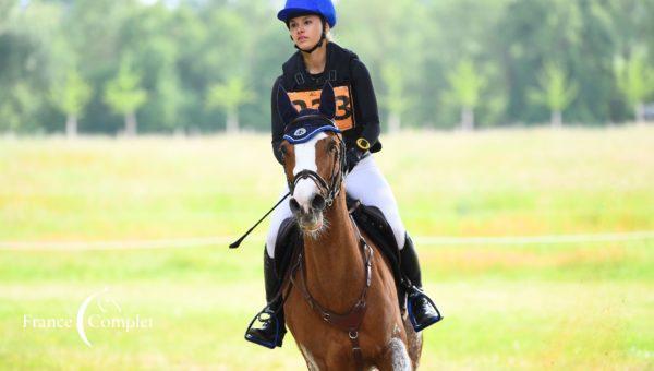 GN du Lion d'Angers : 2ème victoire pour Zazie Gardeau