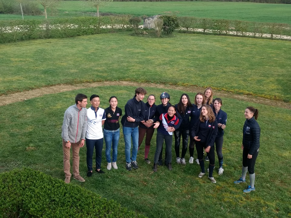 L'Ecurie Livio lance pour la rentrée de septembre Saumur Equestrian Academy