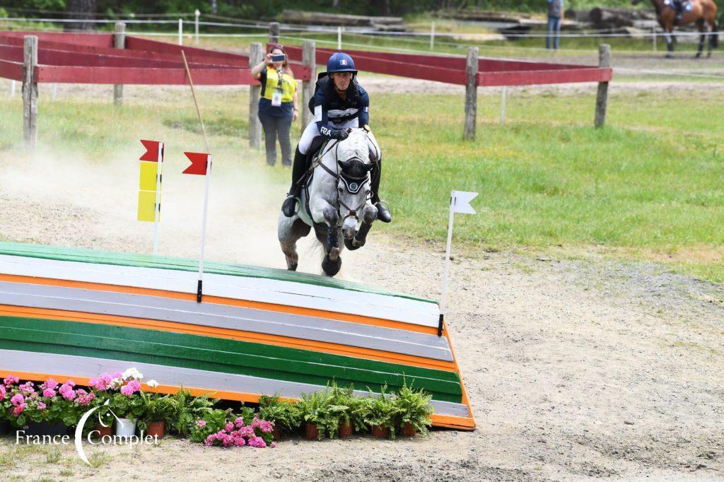 Christopher Six, Trophée du meilleur cavalier