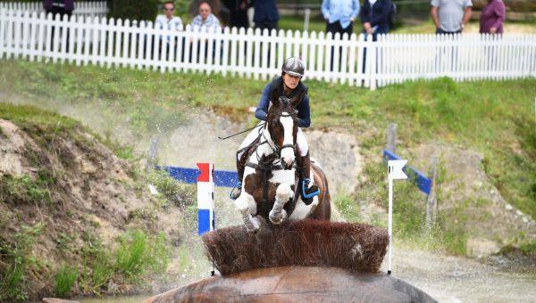 Saumur : Eurydice Schauly, Championne des Enseignants !
