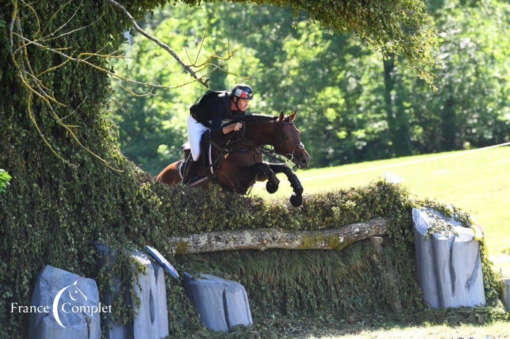 Royal Jump : les doublés d'Aurélie Riedweg et Tom Carlile