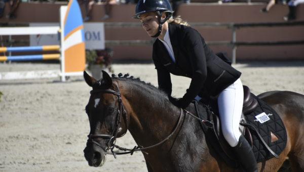 Victoires de Carla Nahra et Lisa Gualtieri !