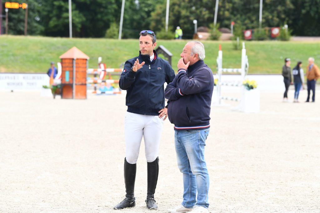 Barroca J-2 : Thierry Touzaint réagit aux performances françaises