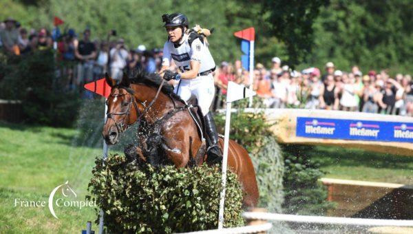 Ingrid Klimke, meilleure athlète FEI