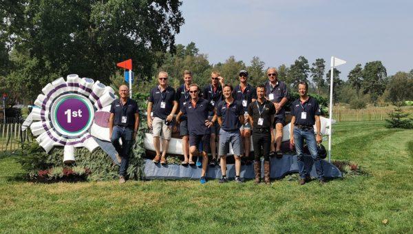 Luhmühlen J-1 : composition de l'équipe et autres infos