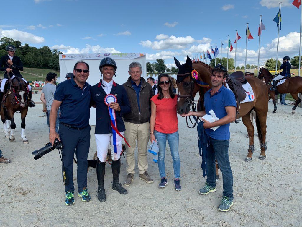 Grand Complet au Pin : Victoires Françaises !