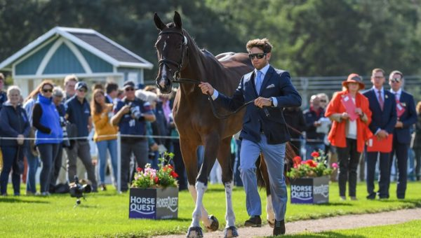 Burghley : Arthur Chabert, sans incident pour son 1er 5*