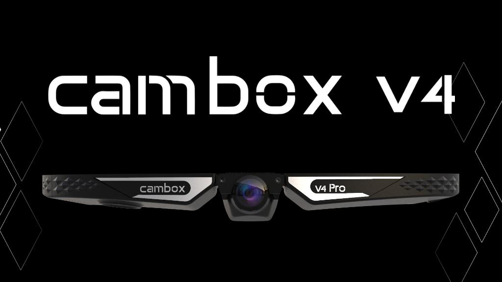 Cambox V4 Pro : une caméra embarquée révolutionnaire