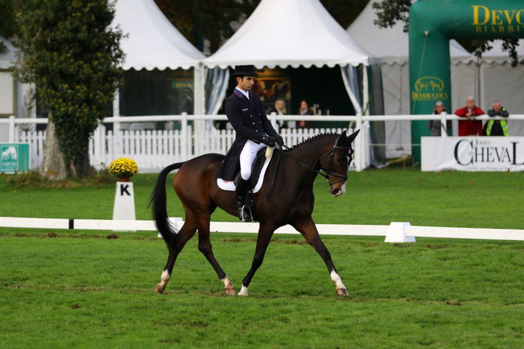 Mondial du Lion J1 : Lumberton et Dame de Cœur sur le podium provisoire