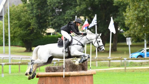 Top 5 des cavaliers Amateurs 2019 : Julie Texier