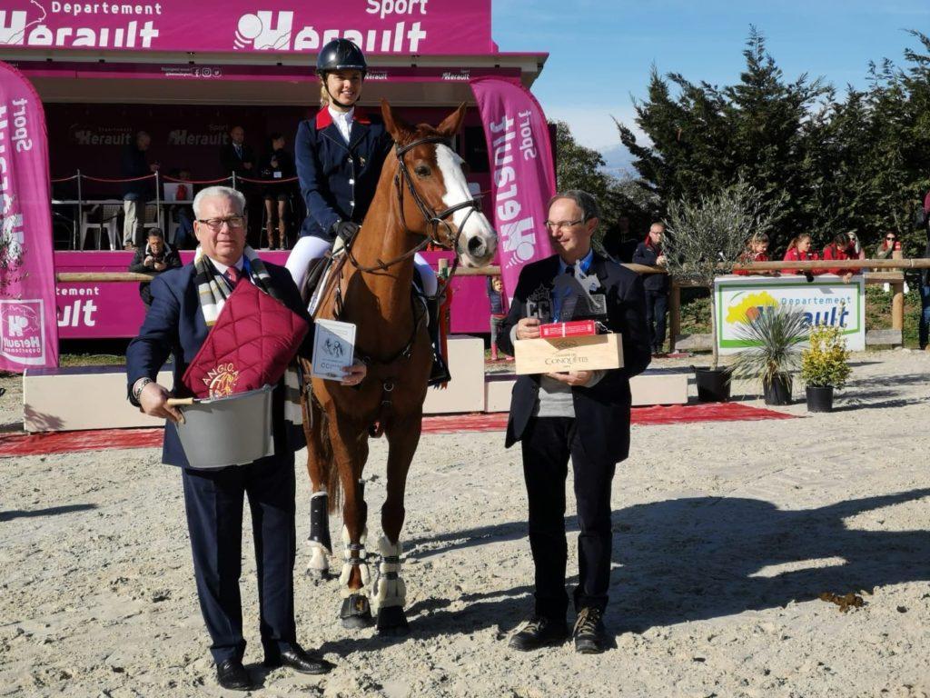 De belles performances tricolores au Pouget et à Pratoni
