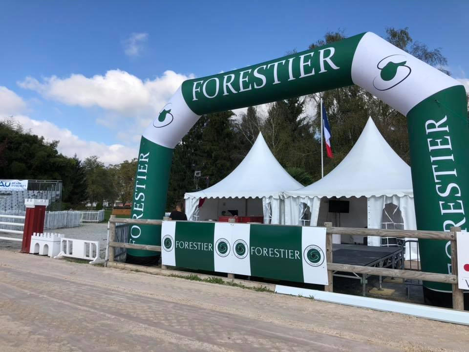 Forestier : le prestigieux sellier rejoint France Complet