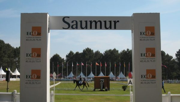 Annulation de l'international de Saumur