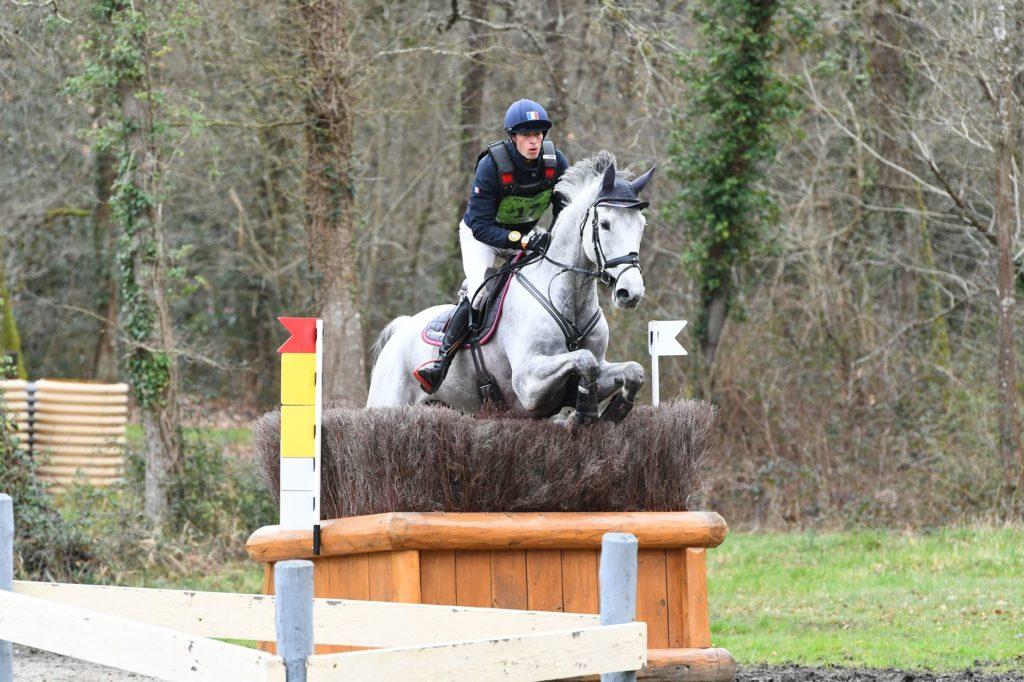 Maxime Livio (1ère partie) : «Api est l'un des meilleurs chevaux que j'ai eu sous ma selle»