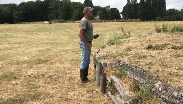 Didier Dhennin, nouveau chef de piste à Pervenchères