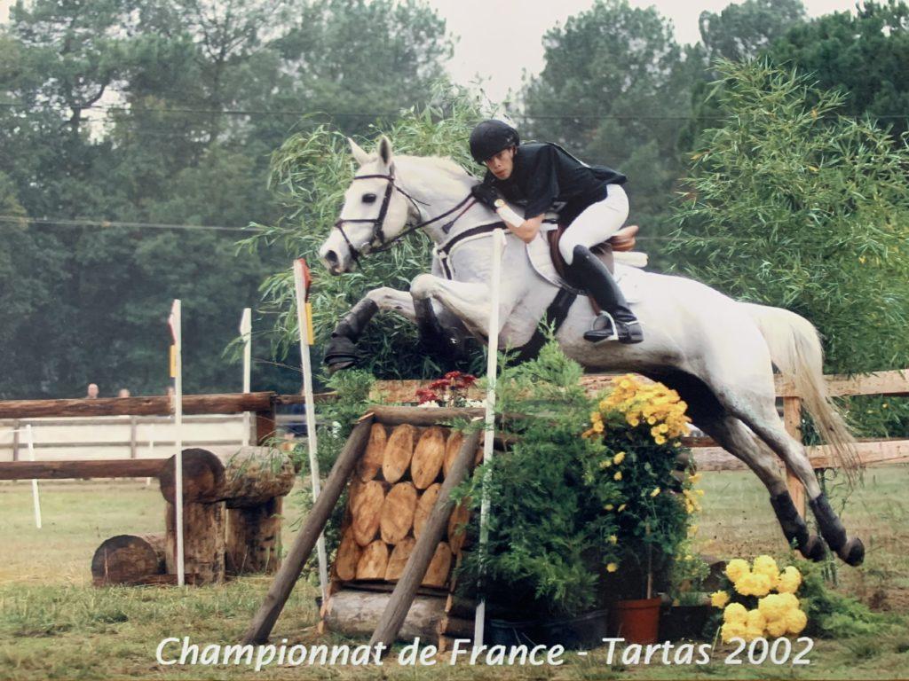 Les chevaux de Maxime Livio