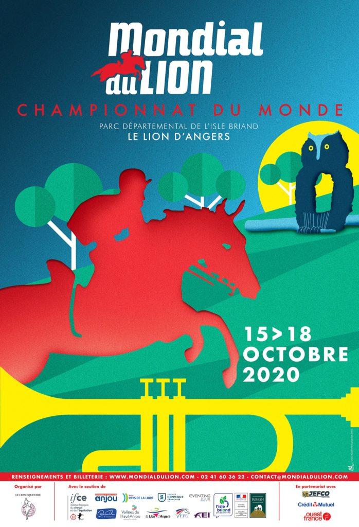 Mondial du Lion : la sélection Française pour 2020
