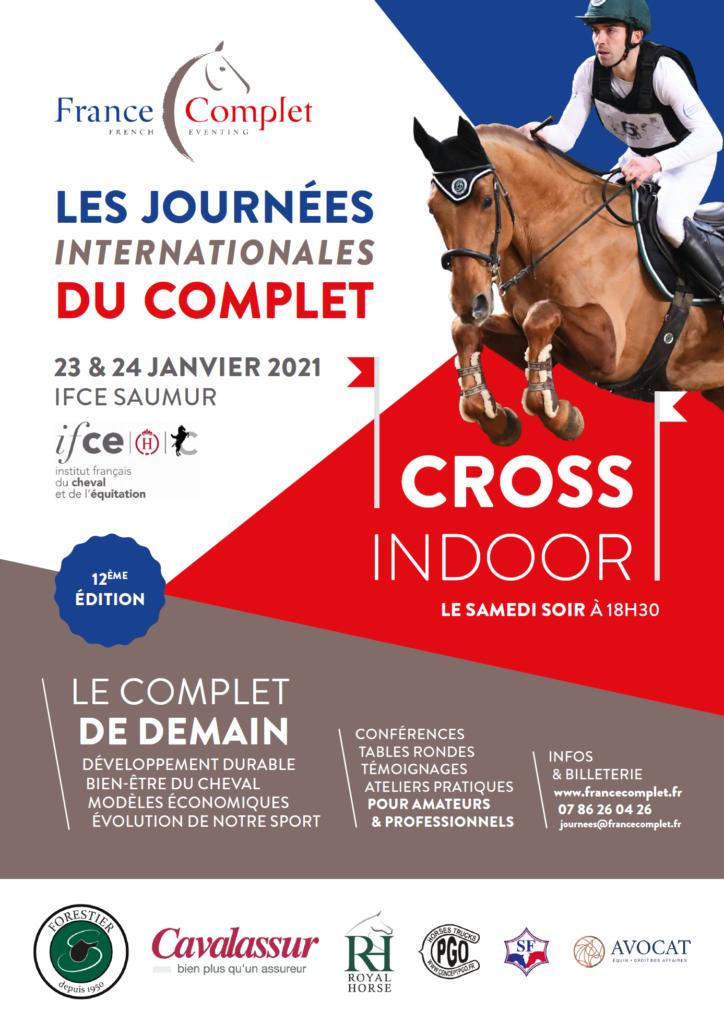 Participez au cross indoor !