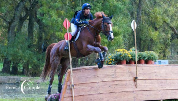 Saumur : suite et fin des premières épreuves