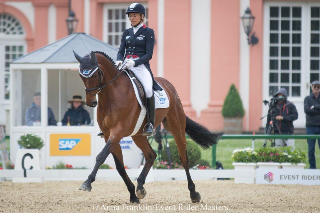 Pratoni J1 : Ingrid Klimke mène largement le CCI4*S