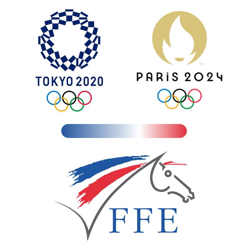 La liste des couples FFE JOP Tokyo 2021