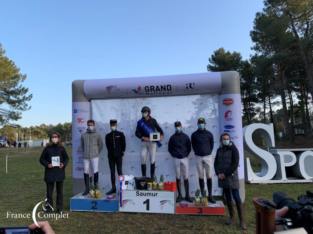 Grand National de Saumur : le cross a choisi son vainqueur