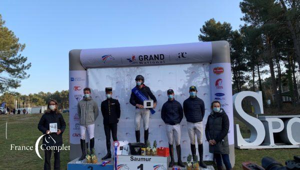 Grand National de Saumur : le cross a choisi son vainqueur