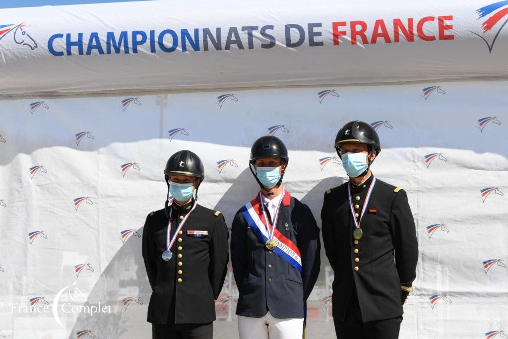 Pompadour J-3: des Champions de France à la hauteur