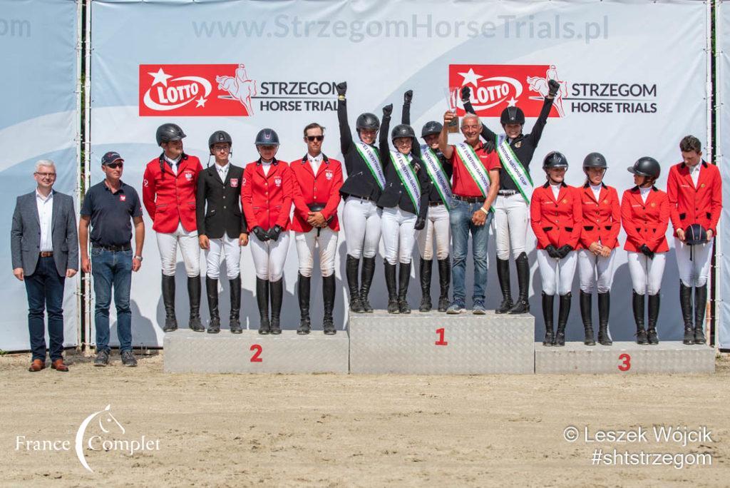 Strzegom: une équipe d'Allemagne au top et Régis Prud'hon dans le top 10