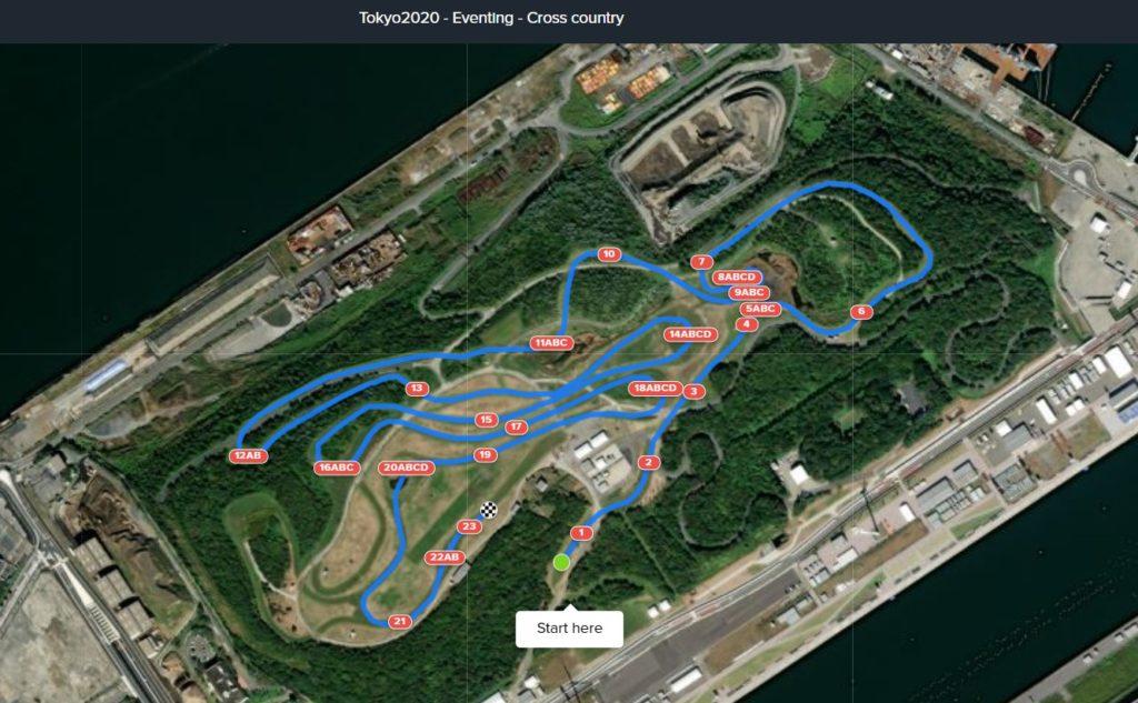 JO Tokyo : Immersion dans le parcours de cross