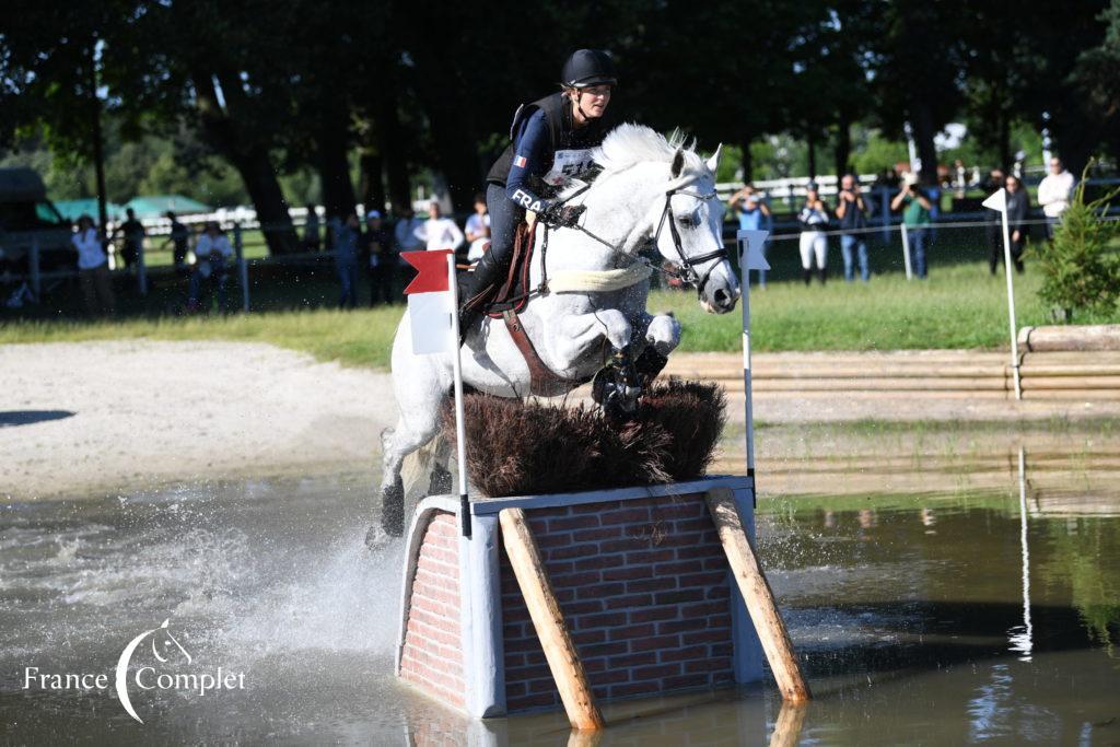 CH-EU Jeunes : la France et Anouk Canteloup deuxièmes des Jeunes Cavaliers