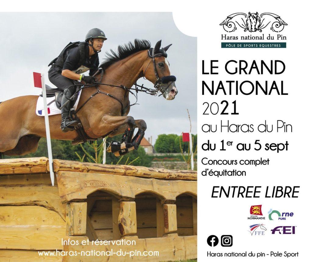 Grand National du Pin: programme des épreuves