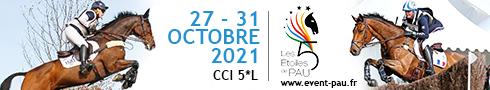 Les 5 Etoiles de Pau 2021