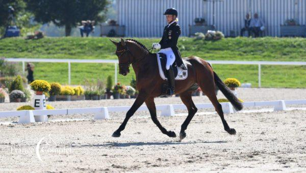 FEI EVENTING EUROPEAN CHAMPIONSHIP AVENCHES 2021 – J2 Dressage