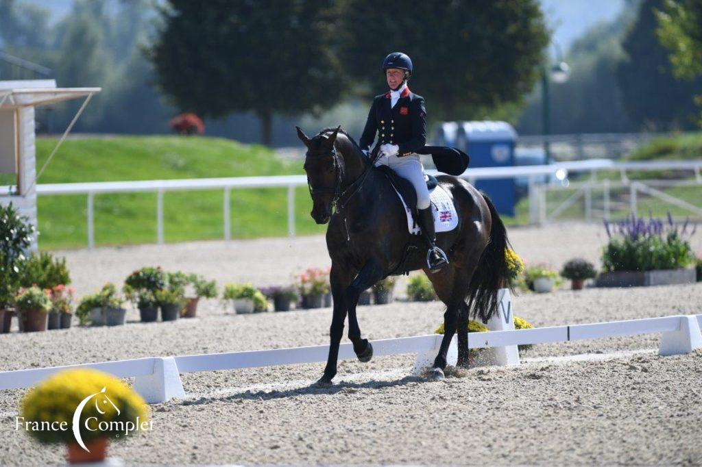 FEI EVENTING EUROPEAN CHAMPIONSHIP AVENCHES 2021 – J1 Dressage