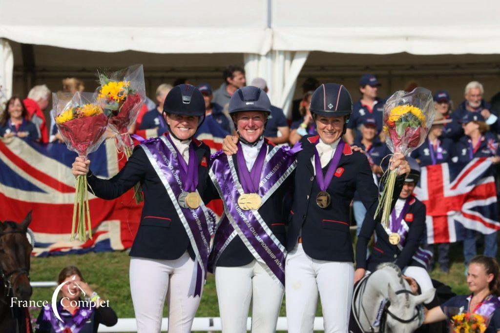 FEI EVENTING EUROPEAN CHAMPIONSHIP AVENCHES 2021 – J4 Obstacle