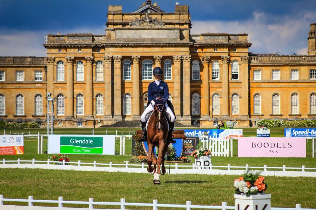 Blenheim Horse Trials : Yasmine Ingham et Banzaï du Loir en tête du CCI4*L