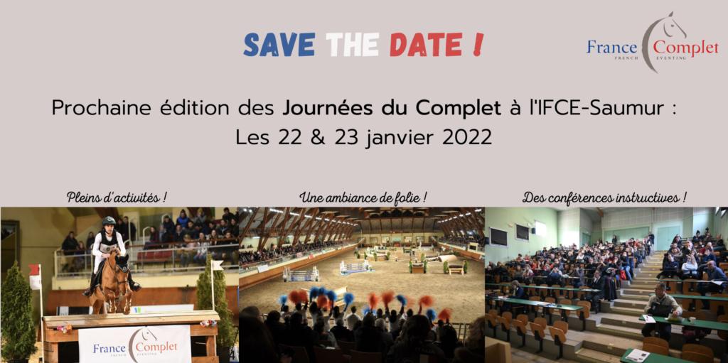 Les Journées du Complet 2022 : en route vers la 13ème édition