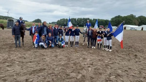 Une sixième place comme meilleure performance française au CCIP de Strohen !